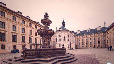 Prag Schloss