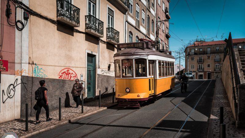 Zu Fuß durch Lissabon