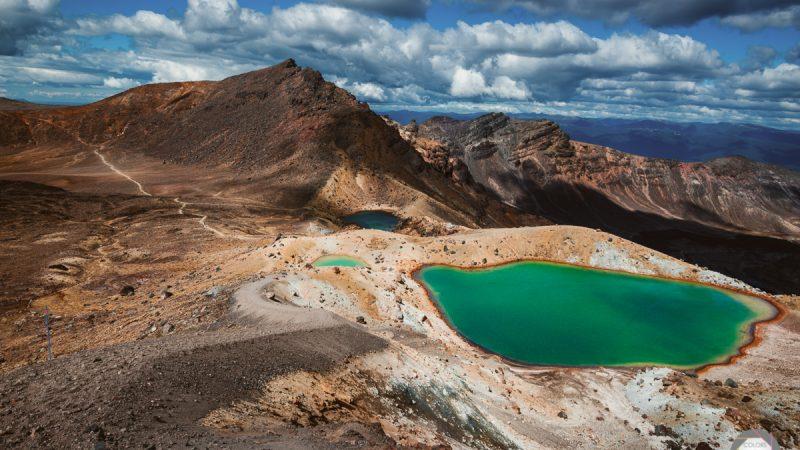 Tongariro Alpine Crossing – vorbei am Schicksalsberg