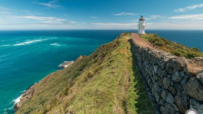 Neuseeland - Cape Reinga 1