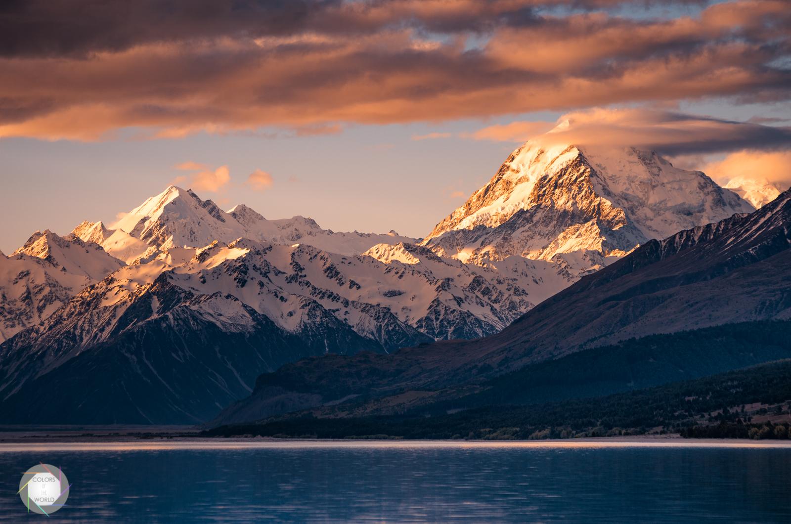 Neuseeland - Lake Pukaki 3