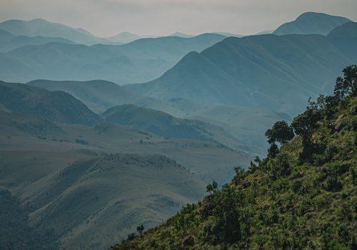 Landschaft im Malolotia Nature Reserve